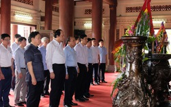 Bảo tồn, tôn tạo Khu lưu niệm Chủ tịch Hồ Chí Minh tại Nghệ An