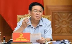 Kết luận của Phó thủ tướng Vương Đình Huệ tại cuộc họp giao ban Ban Chỉ đạo Đổi mới và Phát triển doanh nghiệp