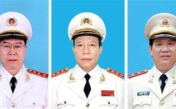 Bộ Công an bổ nhiệm một loạt cán bộ cấp cao