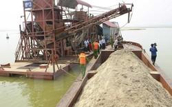 Phó Thủ tướng Trương Hòa Bình yêu cầu xử lý nghiêm hành vi khai thác cát trái phép tại Vĩnh Phúc