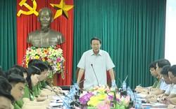 Thứ trưởng Công an  Lê Quý Vương chỉ đạo truy tìm hung thủ sát hại 2 vợ chồng ở Hưng Yên