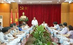 Phó Thủ tướng Trương Hòa Bình dự hội nghị chuyên đề xây dựng văn bản quy phạm pháp luật thuộc lĩnh vực tổ chức cán bộ