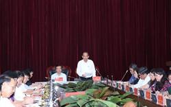 Phó Thủ tướng Trương Hòa Bình làm việc tại tỉnh Điện Biên về tình hình di dân