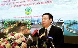Phó Thủ tướng Vương Đình Huệ:  Phát huy lợi thế của từng vùng, miền trong xây dựng nông thôn mới