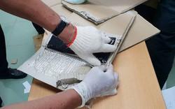Từ châu Âu gửi  gần 6kg thuốc lắc về nước theo dạng quà biếu