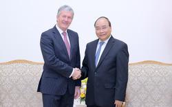 Thủ tướng Nguyễn Xuân Phúc tiếp Bộ trưởng New Zealand.