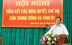 Chính phủ yêu cầu Ninh Thuận quản lý, sử dụng đất theo đúng quy hoạch