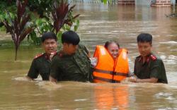Các địa phương khu vực hạ du hồ Hòa Bình sẵn sàng chuẩn bị khi hồ xả lũ