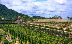 Nong Nooch: Điểm đến hấp dẫn khi đến Thái Lan
