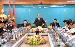 Thủ tướng khẳng định Chính phủ luôn đồng hành cùng Bộ Thông tin và Truyền thông