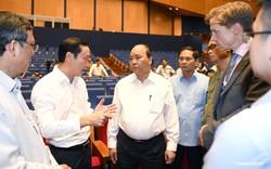 Thủ tướng kiểm tra công tác chuẩn bị Hội nghị Diễn đàn Kinh tế Thế giới về ASEAN