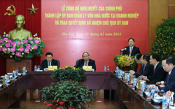 Uỷ ban Quản lý vốn nhà nước tại doanh nghiệp đã sẵn sàng hoạt động