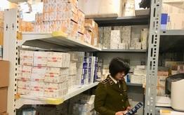 Phát hiện lô thuốc tân dược nhập lậu trị giá hơn 1,7 tỷ đồng tại Hà Nội