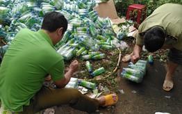 Tiêu hủy hơn 15.000 chai/lon nước yến xâm phạm quyền kiểu dáng, nhãn hiệu