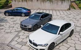 BMW 5 Series mới chính thức ra mắt tại Việt Nam - Thay đổi để dẫn đầu