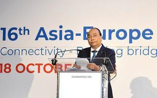 Á – Âu tiếp tục là hai điểm sáng của tăng trưởng và liên kết kinh tế toàn cầu