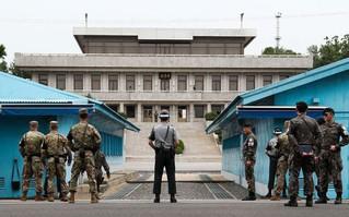 Sắp có tour du lịch tới làng đình chiến Panmunjom, vùng đất nguy hiểm nhất trên bán đảo Triều Tiên
