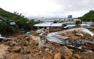 Cập nhật: Đã có 12 người chết, 5 người mất tích do hoàn lưu bão ở Khánh Hòa