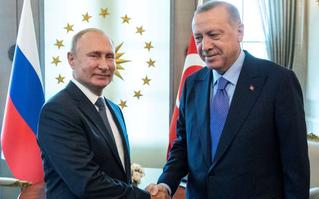 """Hé lộ """"điều kiện"""" Nga chấp thuận Thổ tiến công Syria và kỳ vọng của Moscow"""