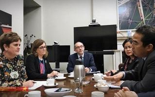 Thứ trưởng Bộ Ngoại giao Bùi Thanh Sơn: Việt Nam - Anh đang bàn kế hoạch đưa thi thể các nạn nhân về nước