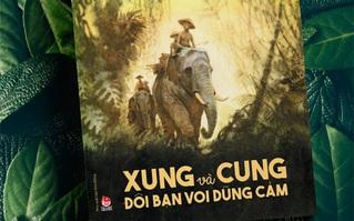 Câu chuyện có thật về hành trình từ nước Việt Nam xa xôi đến nước Nga của hai chú voi