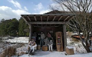Bí ẩn ngôi làng hình nộm Nhật Bản heo hút và ảm đạm?