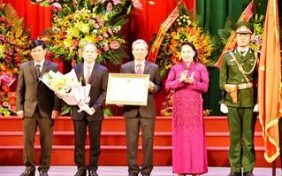 Chủ tịch Quốc hội: Thừa Thiên - Huế tập trung xây dựng và phát triển trung tâm văn hóa, du lịch đặc sắc của khu vực và cả nước
