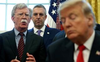 Cố vấn John Bolton ra đi: Lộ kịch tính nhân sự cao cấp dưới thời TT Trump