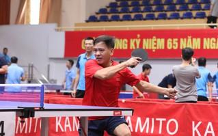 Chính thức khai mạc Giải Bóng bàn Cup Hội Nhà báo Việt Nam lần thứ XIII - 2019