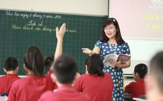 Ngành Giáo dục Vĩnh Phúc tuyển 847 giáo viên tiểu học, THCS trong năm 2020