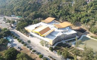 Ga Bà Đen tại KDL Núi Bà Đen-Tây Ninh giành kỷ lục Guinness