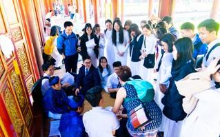 Thừa Thiên Huế tích cực bảo tồn, phát huy giá trị di sản từ trong trường học
