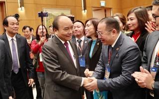 Thủ tướng Nguyễn Xuân Phúc: Kiều bào đóng góp cho nước sở tại là vì lợi ích cho bà con, cho bạn bè quốc tế và cho chính quê hương