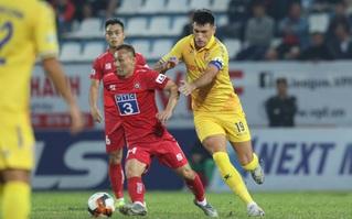Vòng 5 giai đoạn V-League 2020: Ai sẽ xuống hạng?