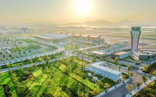 Khám phá không gian xanh tại Sân bay khu vực hàng đầu Châu Á 2020