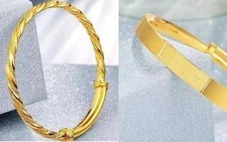 Chọn chiếc vòng vàng đắt nhất, bạn sẽ biết sau khi kết hôn có lo lắng về tiền bạc không, hay được tận hưởng cuộc sống sung túc