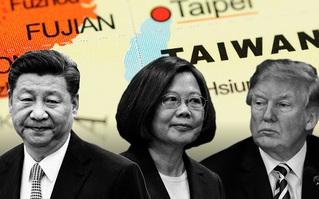 """Tìm kiếm """"ranh giới đỏ"""" của Trung Quốc về Đài Loan, Mỹ dùng chiến thuật quen thuộc từ chính Bắc Kinh?"""