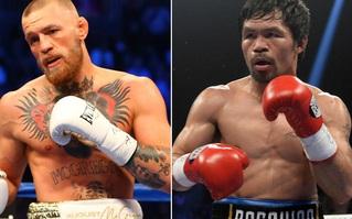 Manny Pacquiao XÁC NHẬN sẽ thượng đài cùng Conor McGregor vào năm sau