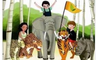 Mật Ngữ Rừng Xanh - một cuốn sách quý dành cho thiếu nhi và những người yêu thiên nhiên