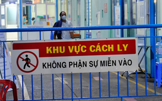 HỎA TỐC: Sở Y tế TP.HCM yêu cầu nhân viên y tế chỉ ở nhà sau giờ làm tại bệnh viện