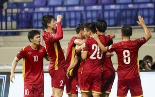 Chủ tịch nước, Thủ tướng, Chủ tịch Quốc hội chúc mừng chiến thắng của đội tuyển Việt Nam
