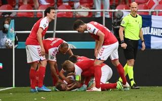 Tiền vệ Eriksen của Đan Mạch đột ngột bất tỉnh ngay trên sân bóng EURO 2020: Bác sĩ khuyến cáo những tai biến nguy hiểm khi tập thể dục, chơi thể thao
