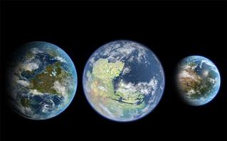 """Bốn tỷ năm trước, có ba """"Trái Đất"""" trong hệ mặt trời, tại sao giờ đây chỉ còn lại một?"""