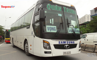 Hà Nội: Cấp mã xác nhận cho phương tiện vận chuyển chuyên gia, công nhân