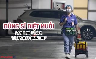 """""""Dũng sĩ diệt muỗi"""" nổi danh ở Trung Quốc: Là nhân viên vệ sinh, tích lũy hơn 13 năm kinh nghiệm, viết hẳn Binh pháp và chỉ cần dùng 1 chiêu là xử lý cả khu phố sạch bóng """"quân thù"""""""