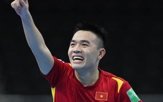 Vào đến vòng 16 đội World Cup 2021, các tuyển thủ futsal Việt Nam vẫn chỉ có lượt theo dõi khiêm tốn trên mạng xã hội