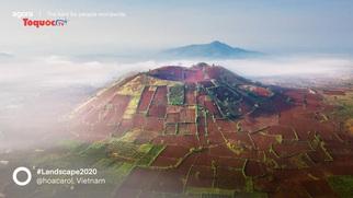 Núi lửa Chư Đăng Ya lọt Top những cảnh quan đẹp nhất thế giới