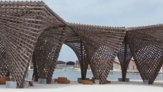Kiến trúc Việt Nam tham dự Triển lãm kiến trúc quốc tế Venice