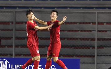 Thắng U22 Campuchia 4-0: Việt Nam lọt vào chung kết SEA Games 30