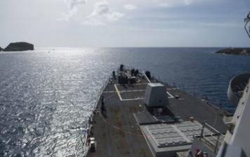 Bản tin audio Thế giới tuần qua số 49: Tại sao Mỹ tăng cường tuần tra hàng hải tại Biển Đông?